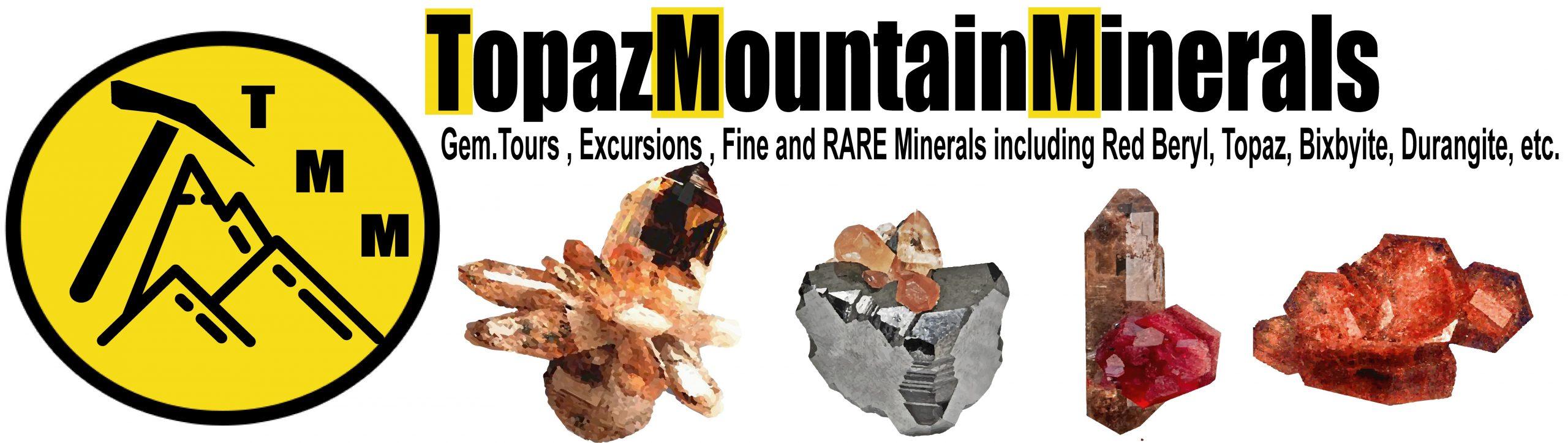 Topaz Mountain Minerals